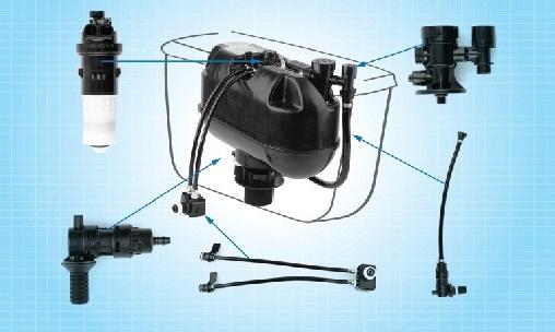 Ecoflush B8104 Parts : Tech support wdi ecoflush